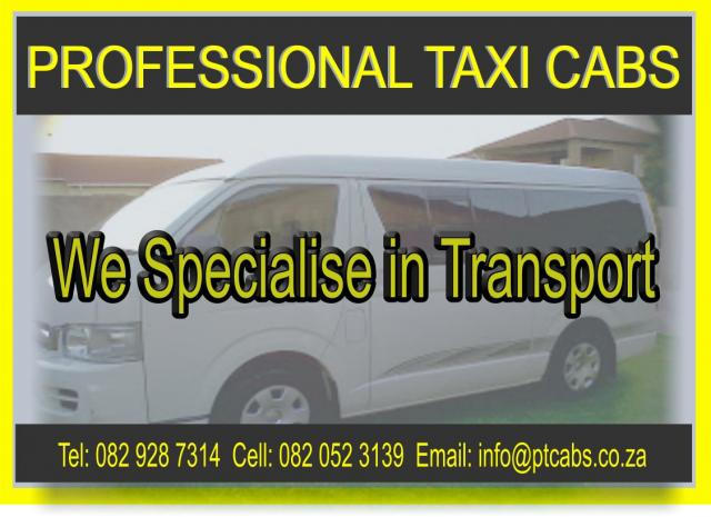 Professional Taxi Cabs