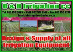 B & H Irrigation cc