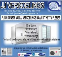 JJ Verkoelings