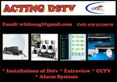 Acting Dstv