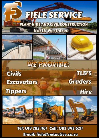 Fiele Service Plant Hire and Civil Construction