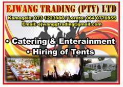 Ejwang Trading (Pty) Ltd