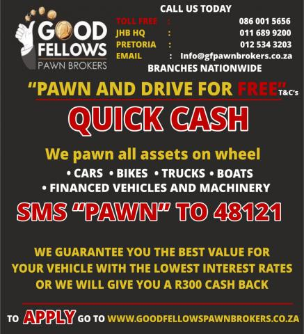 Good Fellow Pawn Brokers
