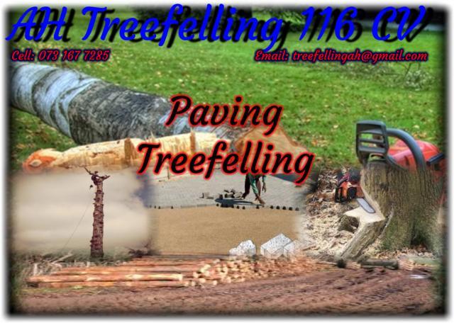 AH Treefelling 116 CV