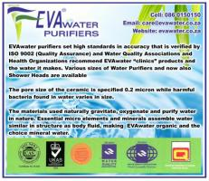 Eva Water Purifiers