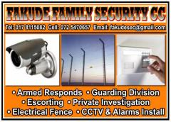 Fakude Family Security Services CC