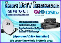 Andy's DStv Installations