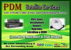PDM Satellite Services