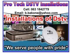 Pro Tech DSTV Insallations