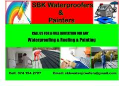 SKB Waterproofers & Painters
