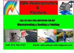 SKB Waterproofers & Painters