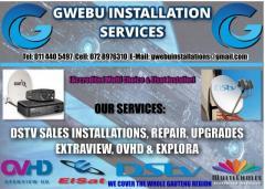 GWEBU INSTALLATION  SERVICES