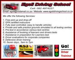 Egoli Driving School