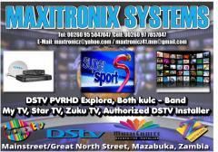 MAXITRONIX SYSTEMS