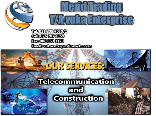 Merid Trading T/A Vuka Enterprise