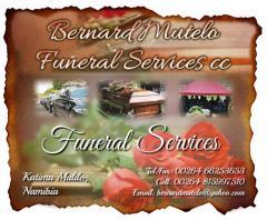 Bernard Mutelo Funeral Services cc
