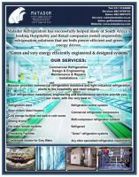 Matador Refrigeration (Pty)Ltd