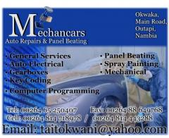 Mechancars Auto Repairs and Panel Beating