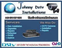 Johnny Dstv Installations