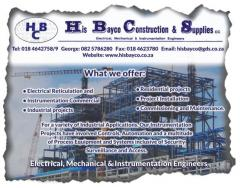 His Bayco Construction & Supplies cc