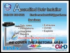 Accredited Dstv Installer