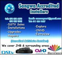Sangwa Accredited Instllers