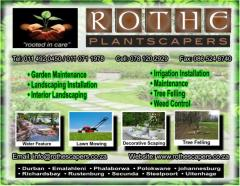 Rothe Plantscapers