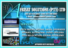 AFRISAT SOLUTIONS (PTY) LTD