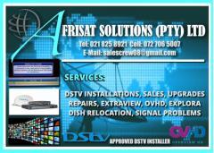 AFRISAT SOLUTIONS (PTY) LTD