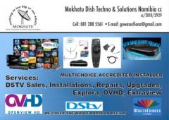 Mokhatu Dish Techno & Solutions Namibia CC