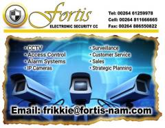 Fortis Electronic Security cc