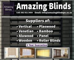 Amazing Blinds