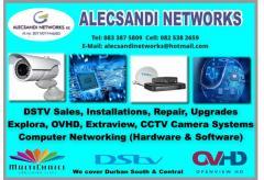 Alec Sandi Networks