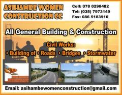 Asihambe Women Construction cc