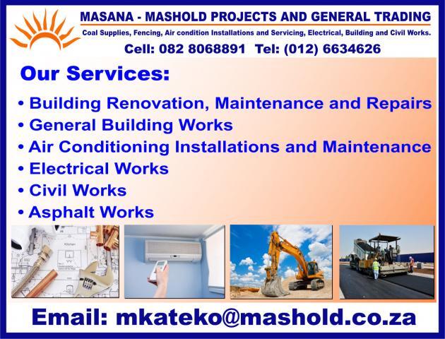 Masana-Mashold Projects and General Trading