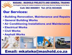 Masana-Mashold Projects and General Trading