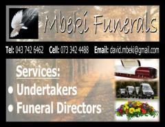 Mbeki Funerals