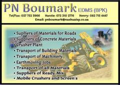 PN Boumark EDMS (BPK)