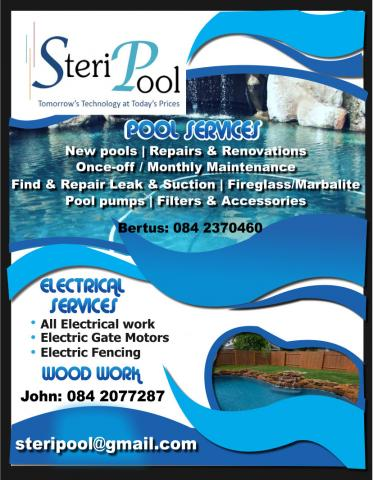 Steri-Pools