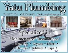 Yatu Plumbing