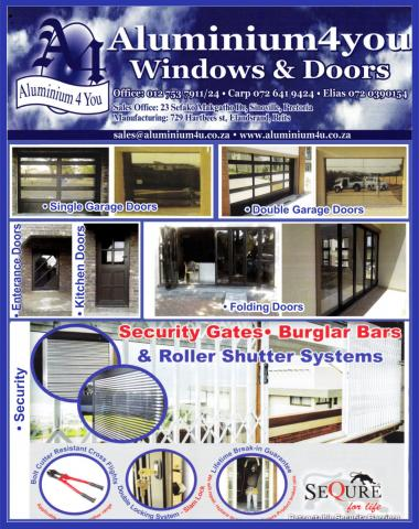 Aluminium 4 You Doors & Windows