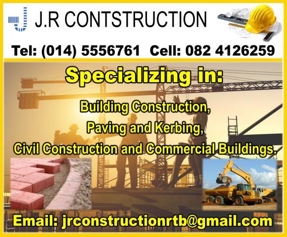 Johannes Ranala Construction cc