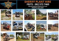 Sheriff Plant Hire