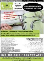 A 2 D Plumbing & Maintenance