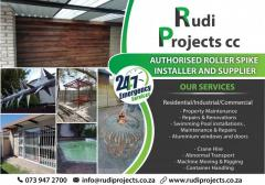Rudi Projects cc
