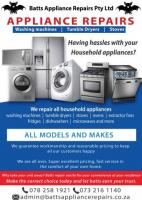 Batts Appliance Repairs Pty Ltd