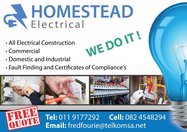 Homestead Electrical