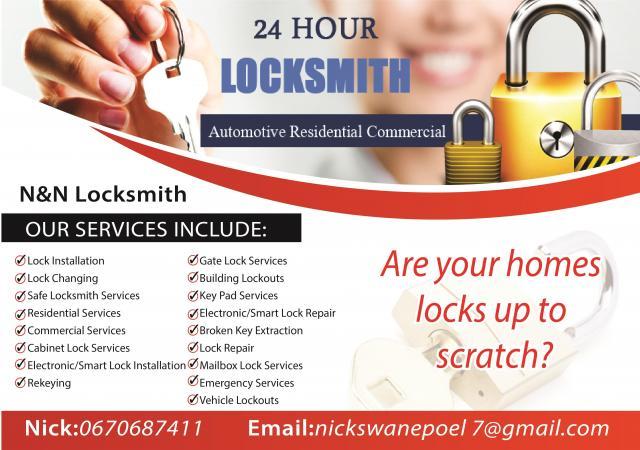N&N Locksmith