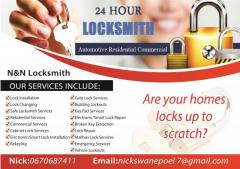 N&N Locksmith