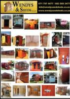 Wendy's & Sheds